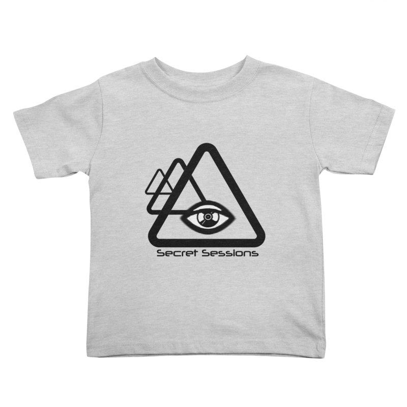Secret Sessions Kids Toddler T-Shirt by itelchan's Artist Shop