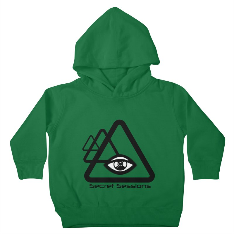 Secret Sessions Kids Toddler Pullover Hoody by itelchan's Artist Shop