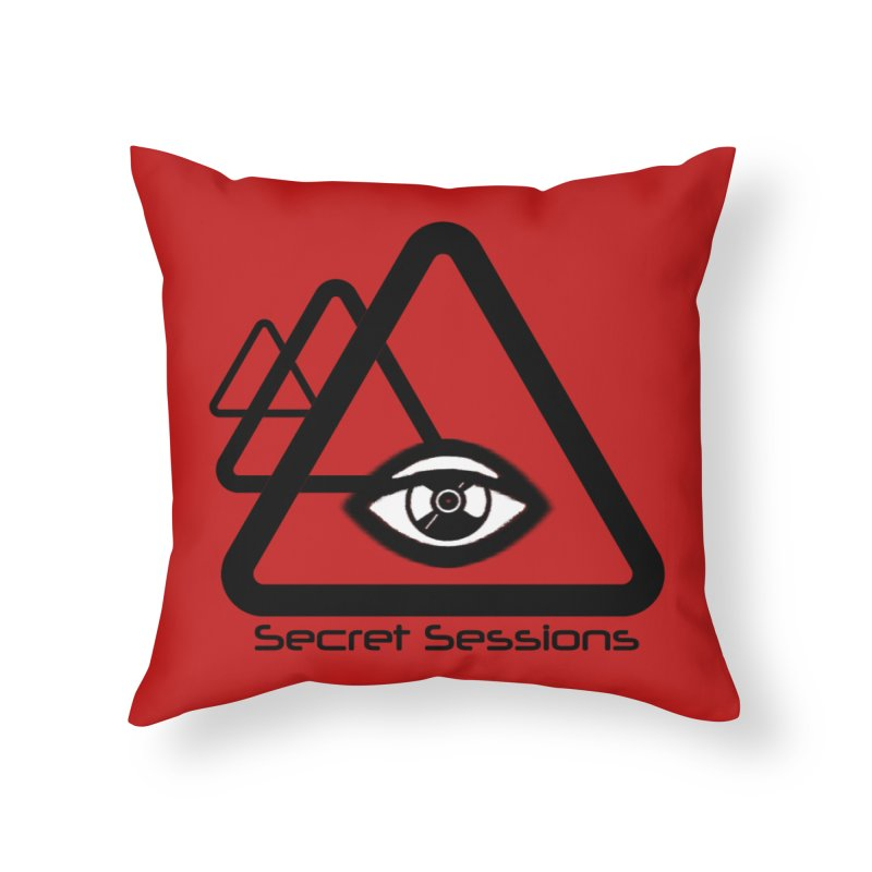 Secret Sessions Home Throw Pillow by itelchan's Artist Shop