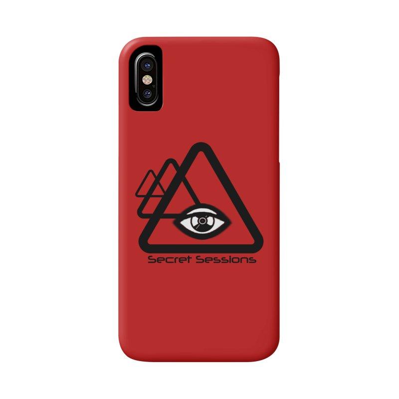 Secret Sessions Accessories Phone Case by itelchan's Artist Shop
