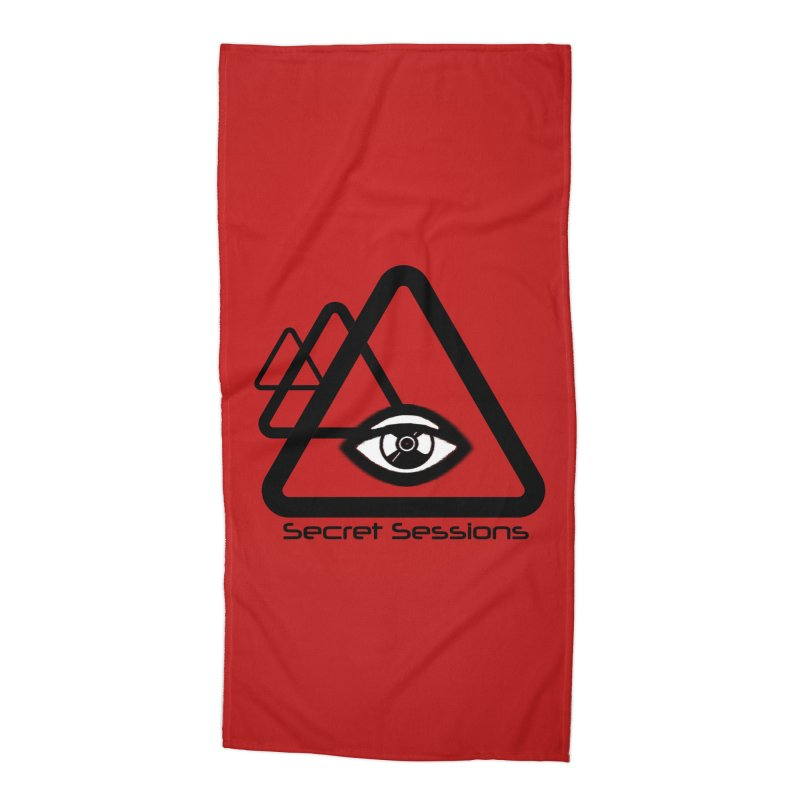 Secret Sessions Accessories Beach Towel by itelchan's Artist Shop