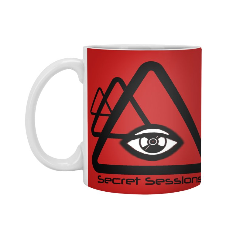 Secret Sessions Accessories Mug by itelchan's Artist Shop