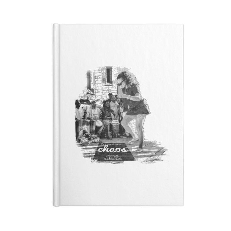 Chaos Dancing Star Accessories Notebook by itelchan's Artist Shop