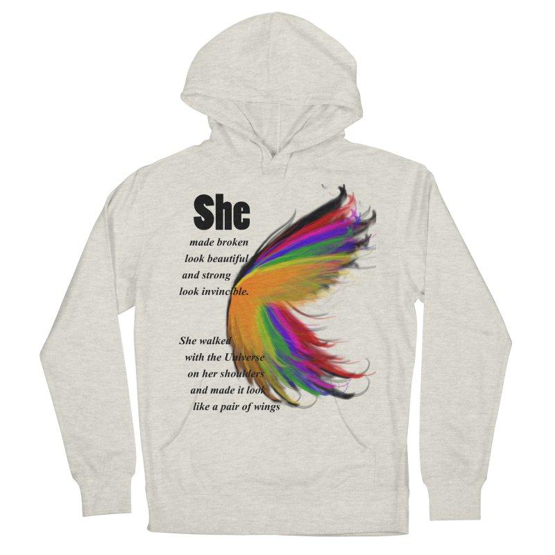 She has wings   by itelchan's Artist Shop