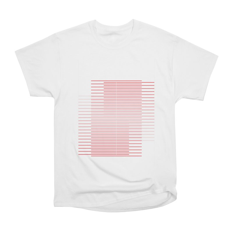 Volume 2.5 Women's Heavyweight Unisex T-Shirt by Iterative Work