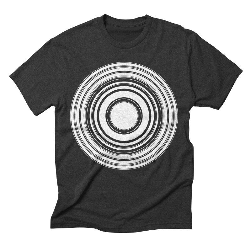 Volume 2.7.28 Men's Triblend T-shirt by Iterative Work