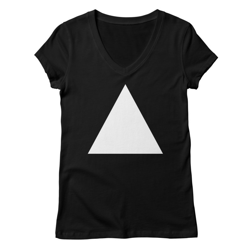A Women's V-Neck by Iterative Work
