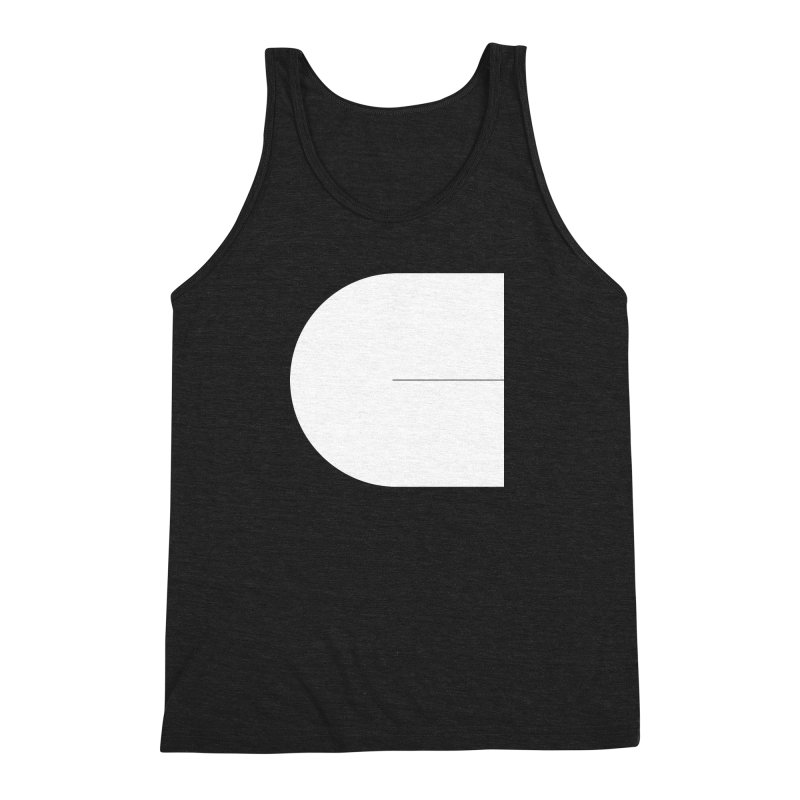 C Men's Triblend Tank by Iterative Work