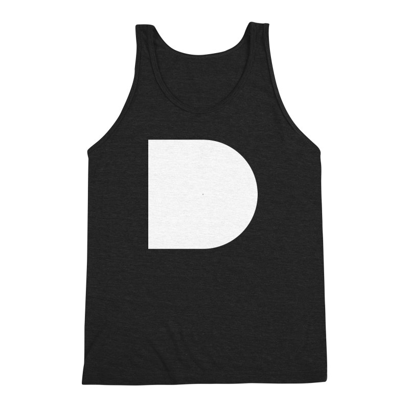 D Men's Triblend Tank by Iterative Work