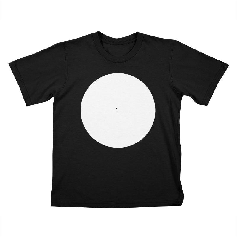 E Kids T-shirt by Iterative Work