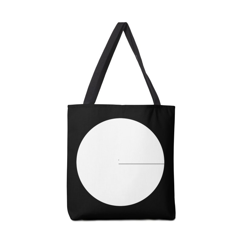 E in Tote Bag by Iterative Work