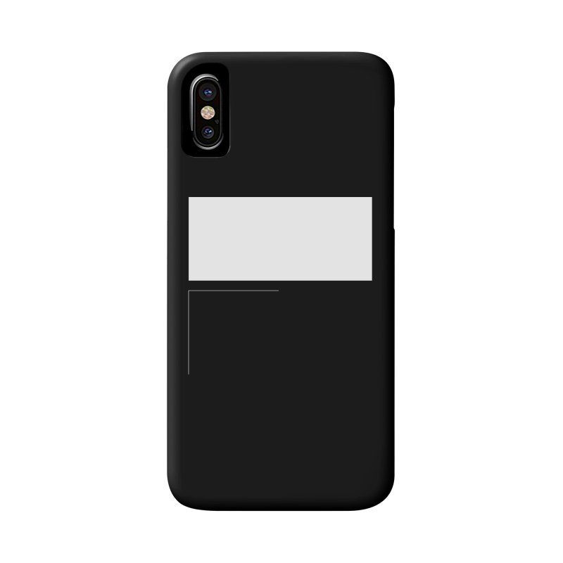 F Accessories Phone Case by Iterative Work