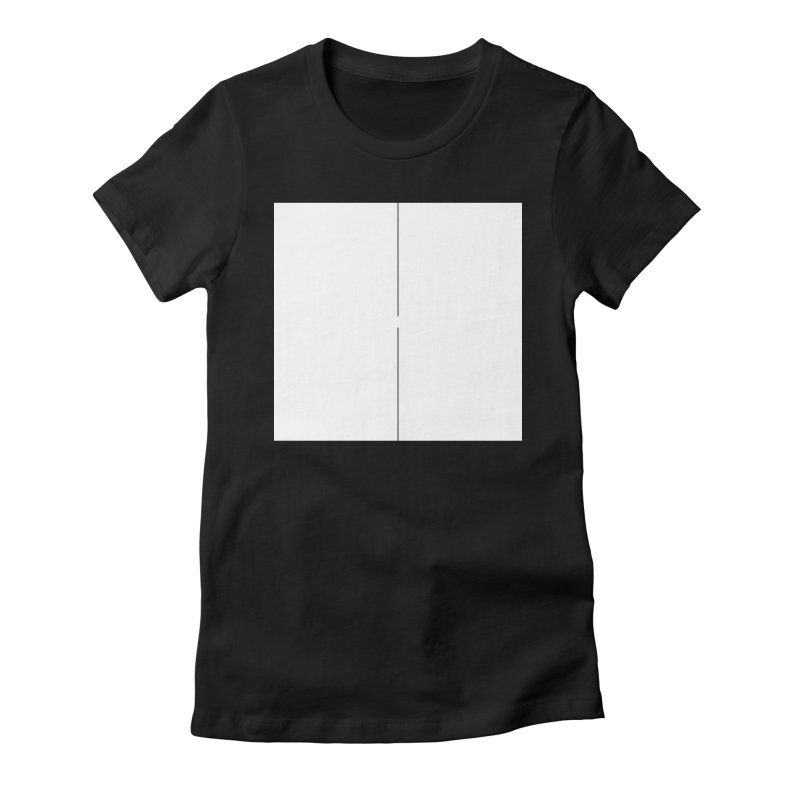 H Women's Fitted T-Shirt by Iterative Work