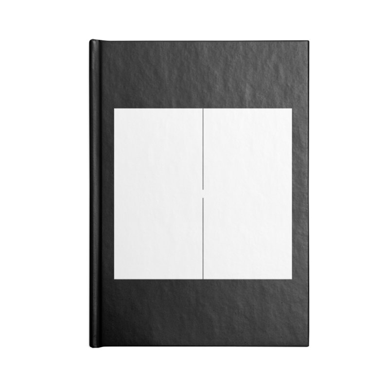 H Accessories Notebook by Iterative Work
