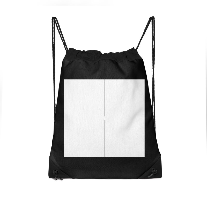 H in Drawstring Bag by Iterative Work