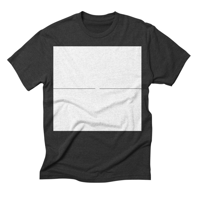 I in Men's Triblend T-shirt Heather Onyx by Iterative Work