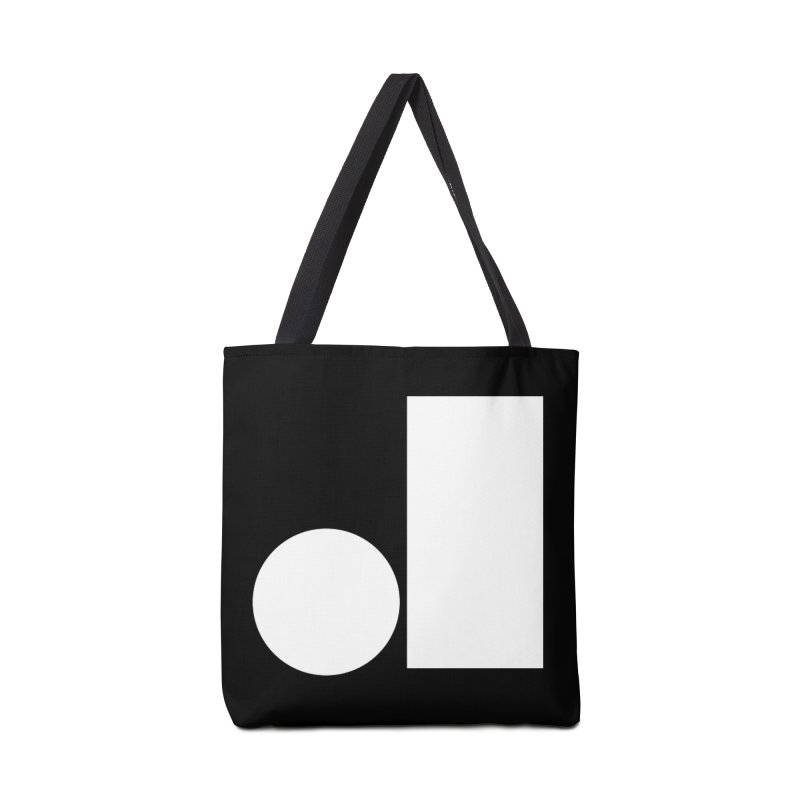 J in Tote Bag by Iterative Work