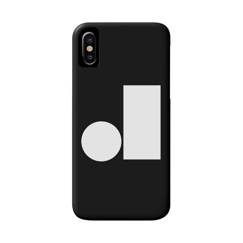 J Accessories Phone Case by Iterative Work