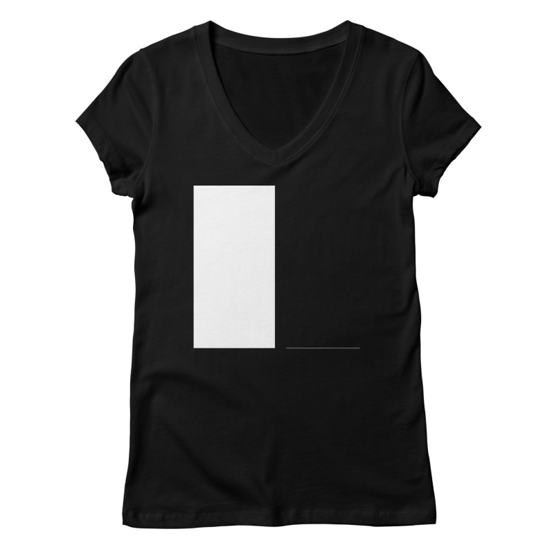 L Women's V-Neck by Iterative Work