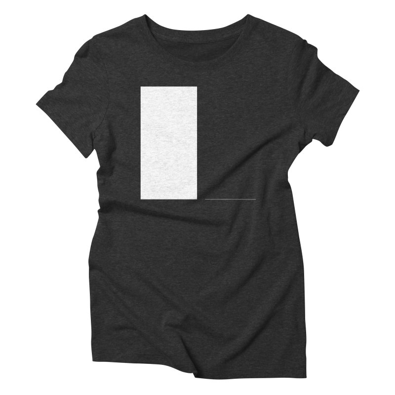 L Women's Triblend T-shirt by Iterative Work