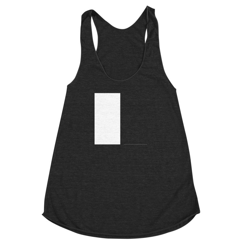 L Women's Racerback Triblend Tank by Iterative Work