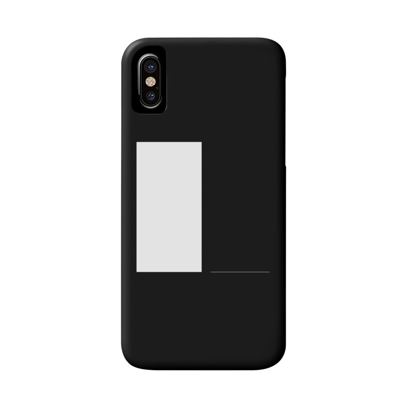 L Accessories Phone Case by Iterative Work