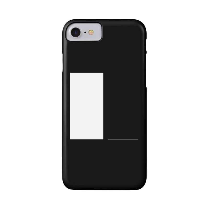 L in iPhone 7 Phone Case Slim by Iterative Work