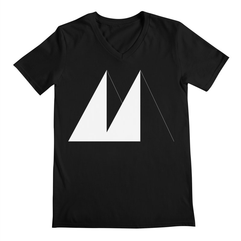M Men's V-Neck by Iterative Work