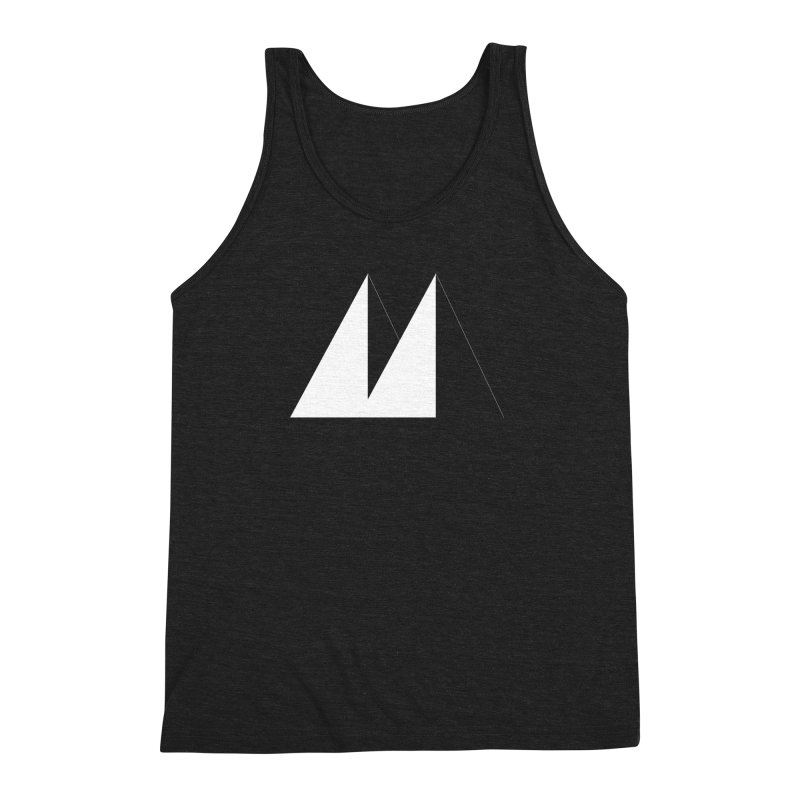 M Men's Triblend Tank by Iterative Work