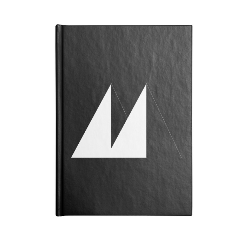 M Accessories Blank Journal Notebook by Iterative Work