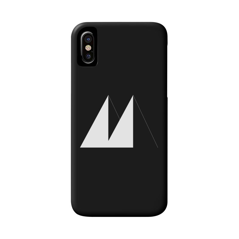M Accessories Phone Case by Iterative Work