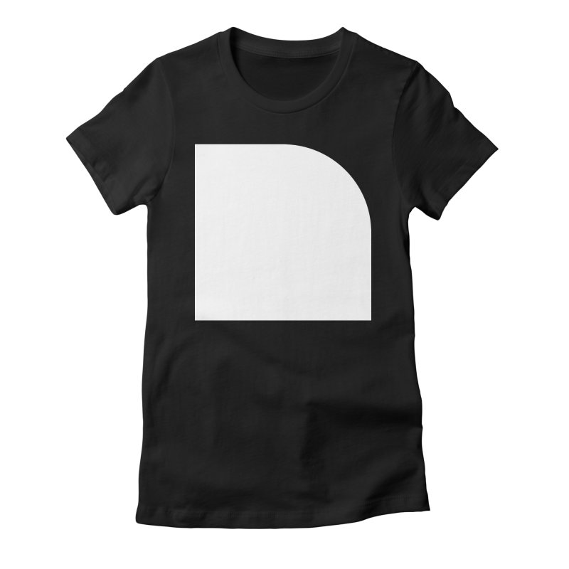 N Women's Fitted T-Shirt by Iterative Work
