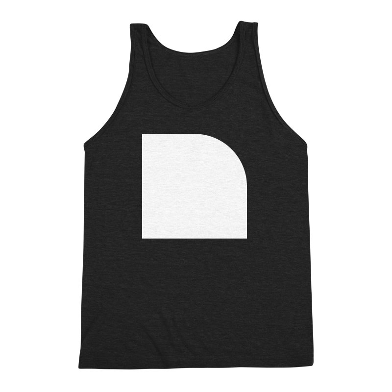 N Men's Triblend Tank by Iterative Work