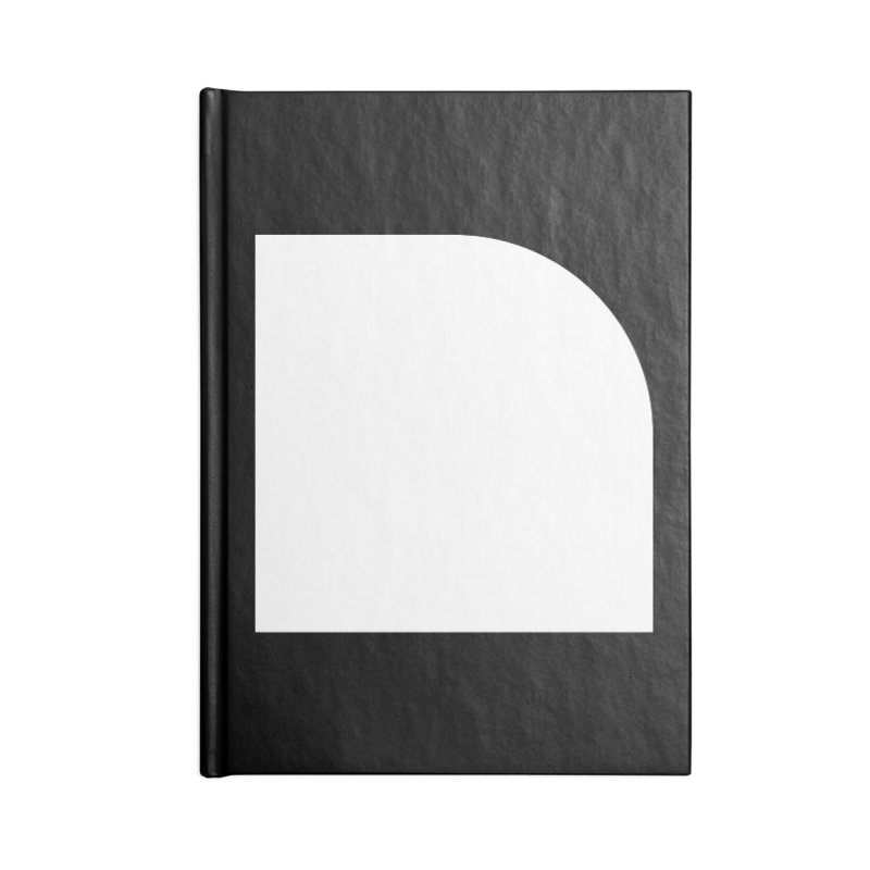 N Accessories Blank Journal Notebook by Iterative Work
