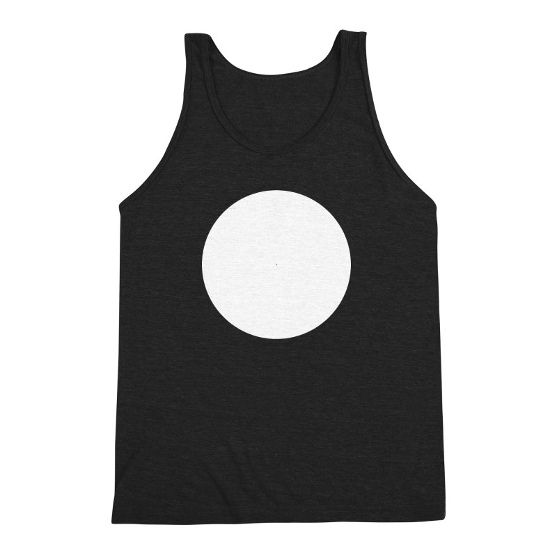O Men's Triblend Tank by Iterative Work