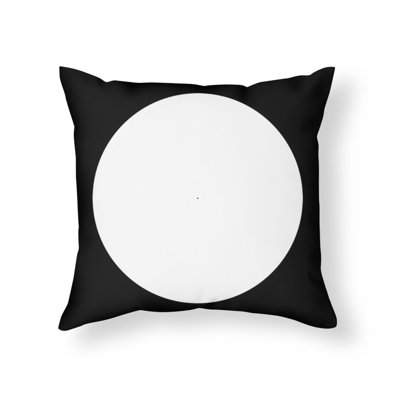 O Home Throw Pillow by Iterative Work