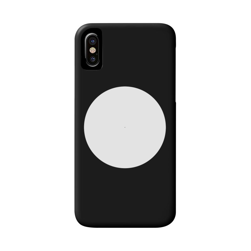 O Accessories Phone Case by Iterative Work