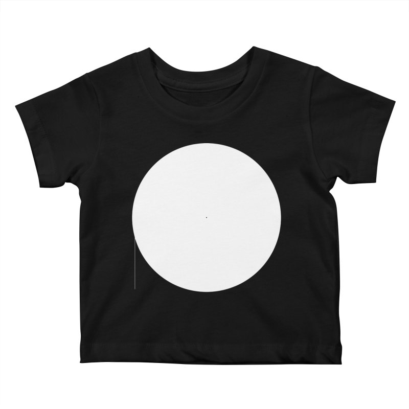 P Kids Baby T-Shirt by Iterative Work