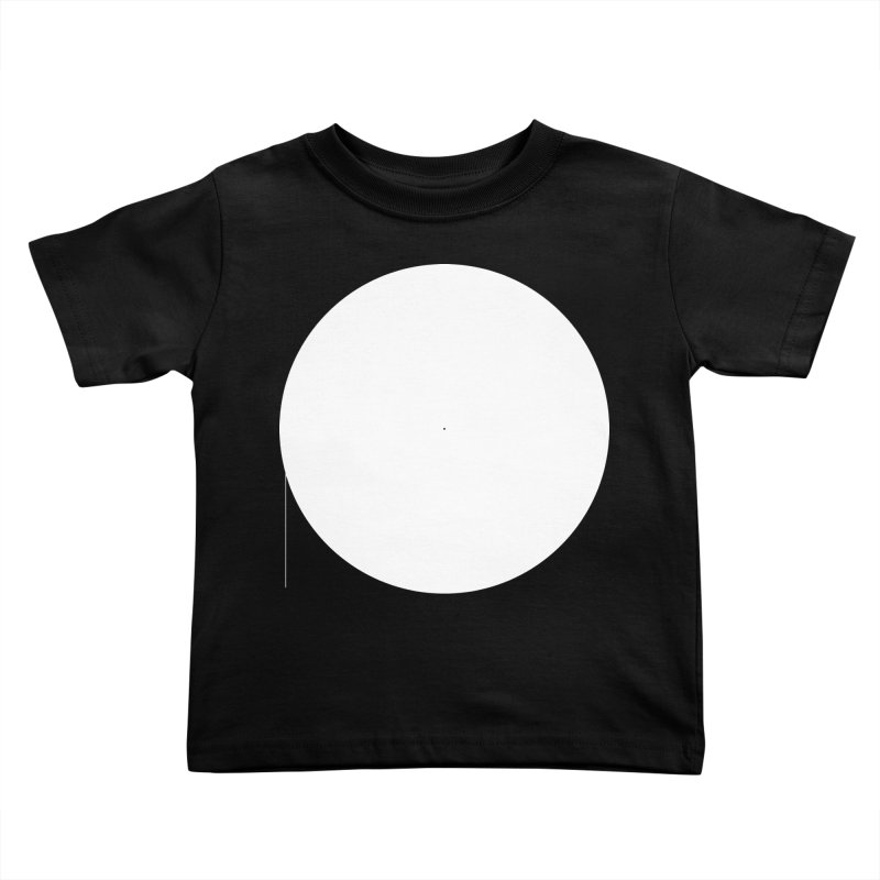 P Kids Toddler T-Shirt by Iterative Work