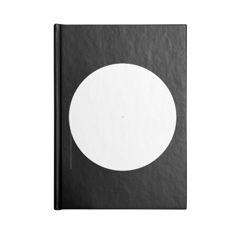 P Accessories Blank Journal Notebook by Iterative Work