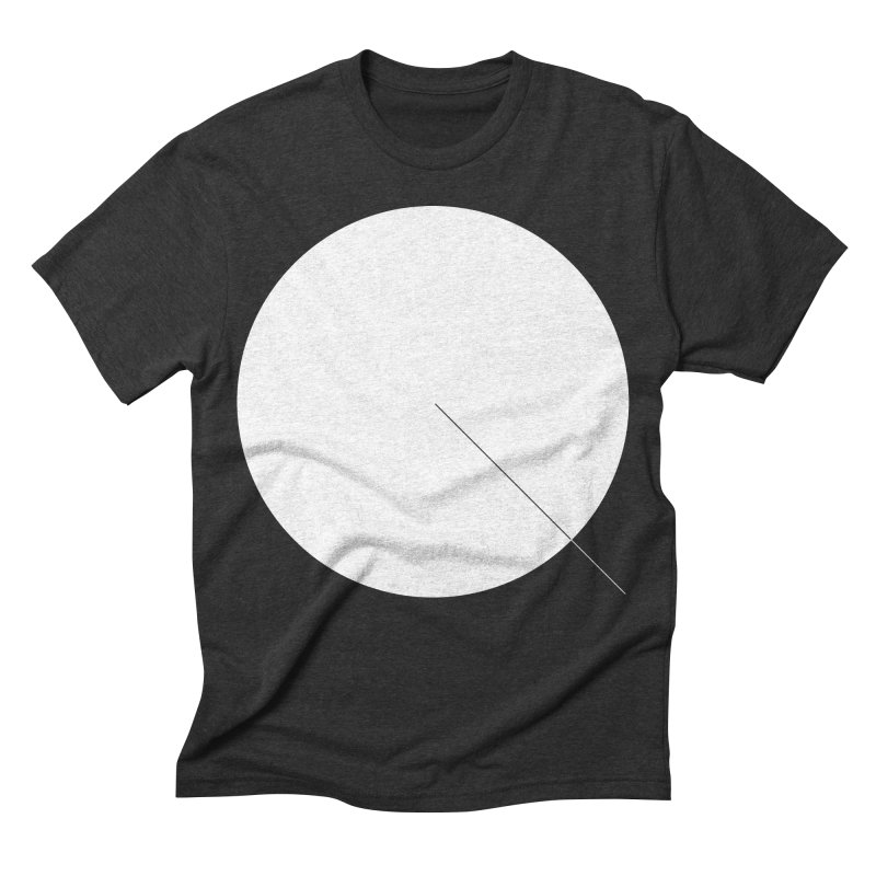 Q Men's Triblend T-shirt by Iterative Work