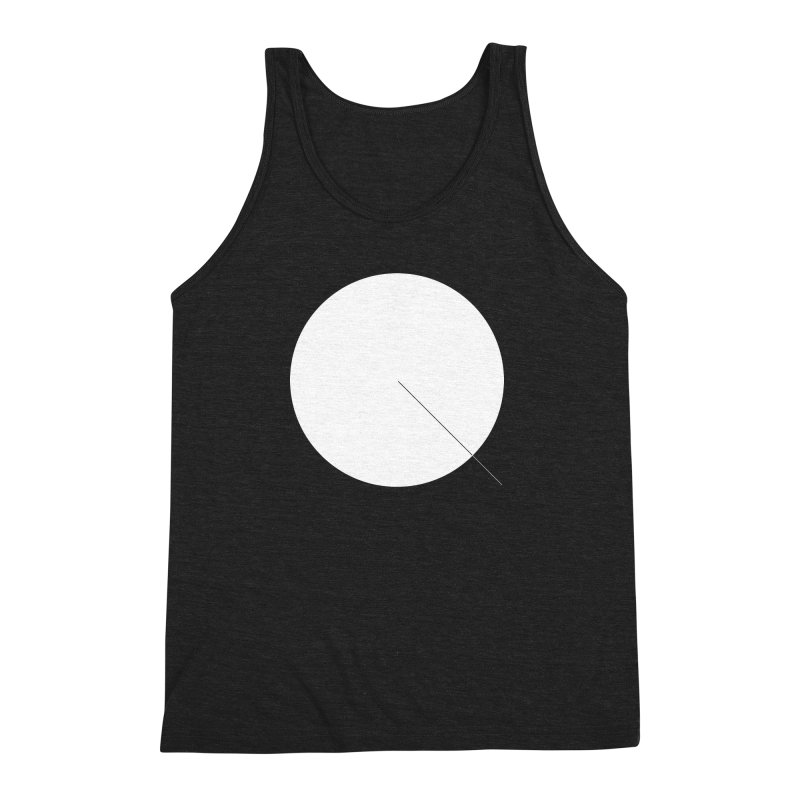 Q Men's Triblend Tank by Iterative Work