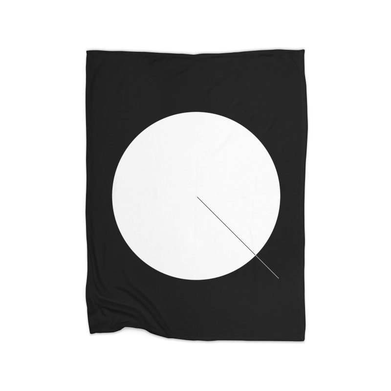 Q Home Fleece Blanket Blanket by Iterative Work