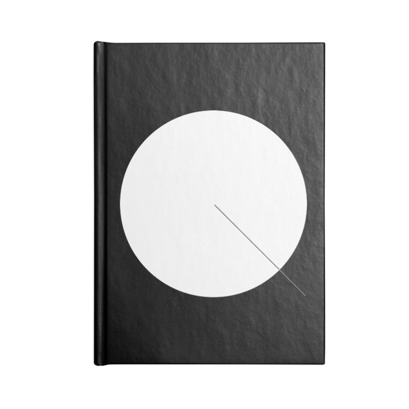 Q Accessories Blank Journal Notebook by Iterative Work