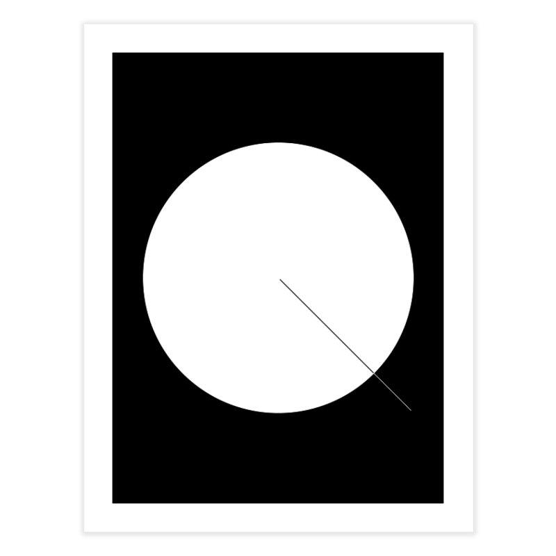 Q Home Fine Art Print by Iterative Work