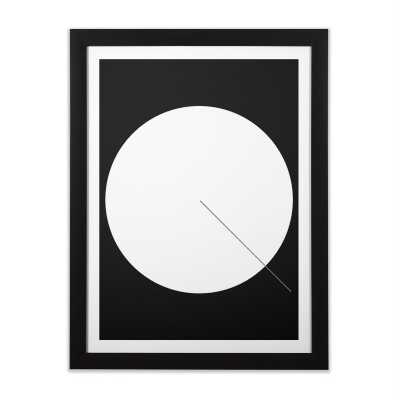 Q Home Framed Fine Art Print by Iterative Work