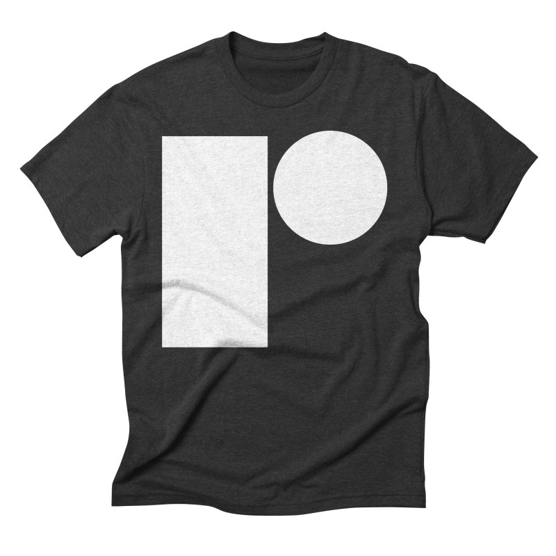 R Men's Triblend T-shirt by Iterative Work