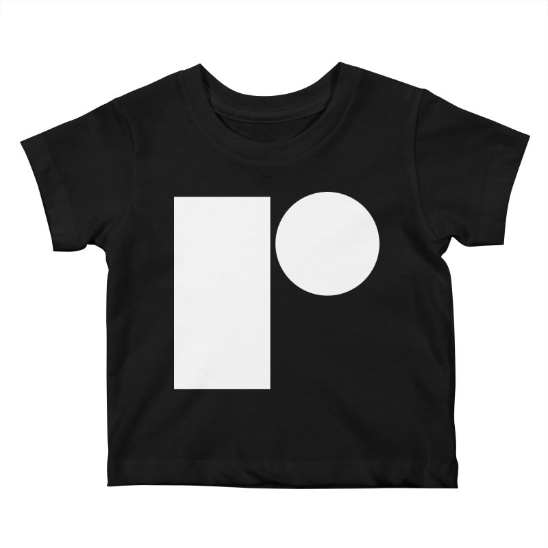 R Kids Baby T-Shirt by Iterative Work