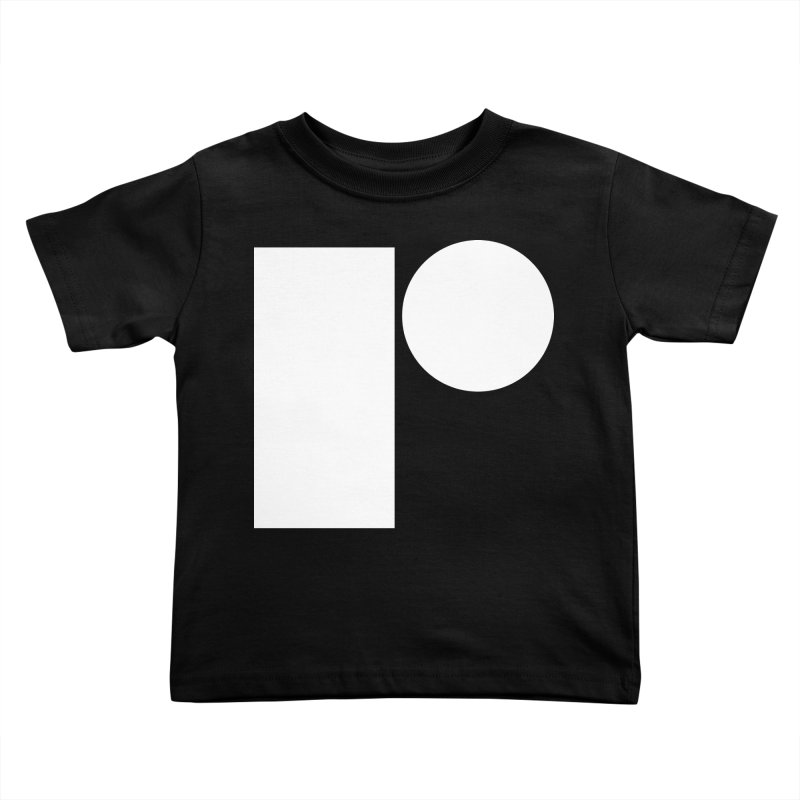 R Kids Toddler T-Shirt by Iterative Work