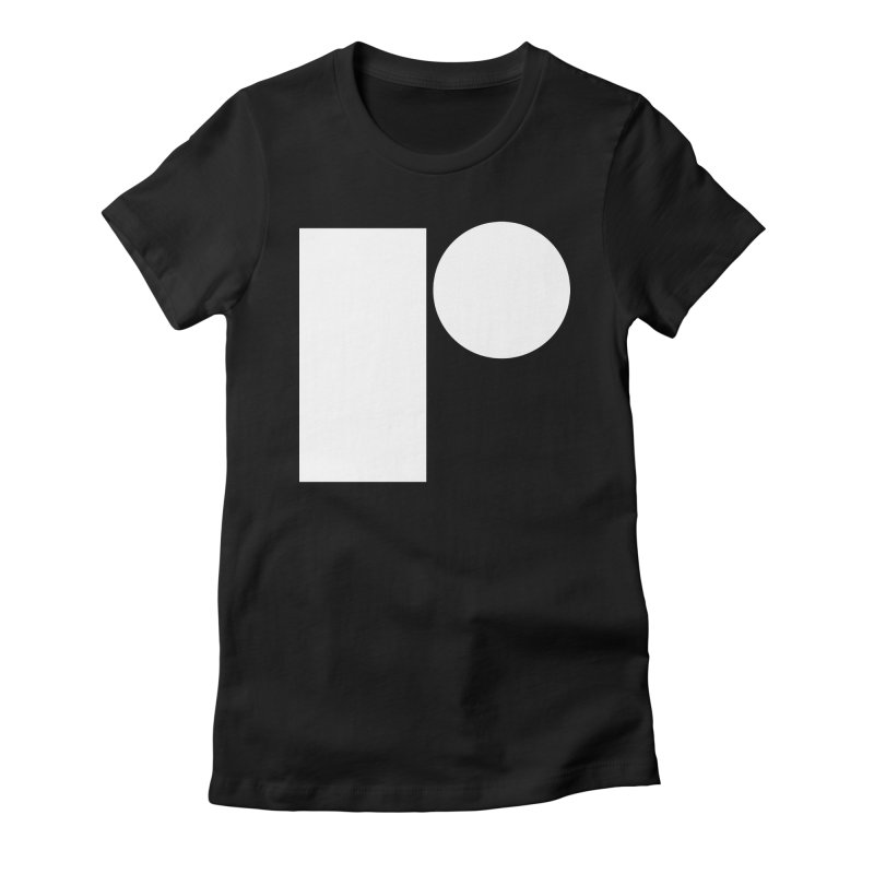 R Women's Fitted T-Shirt by Iterative Work